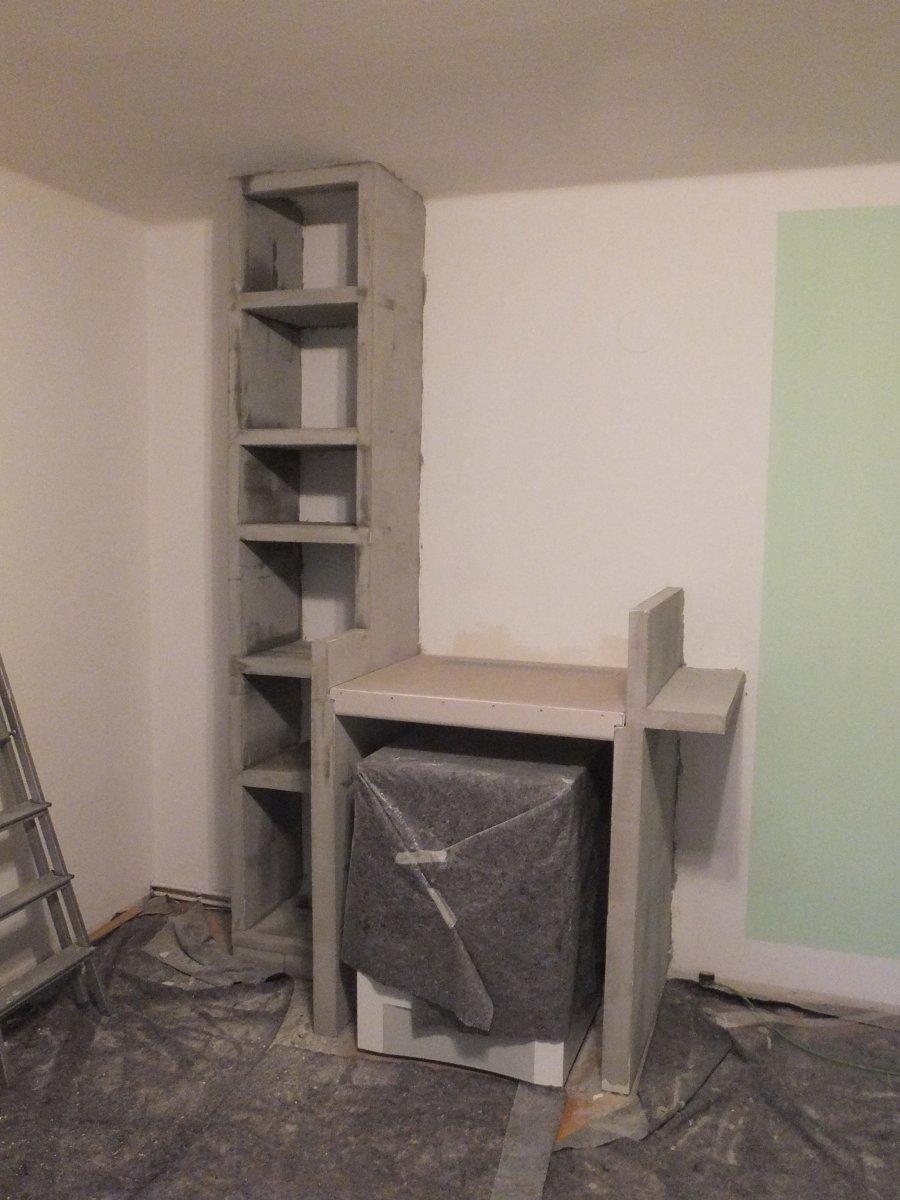 innenraum - wohnzimmer - ofenverbau - architekturbüro di oliver